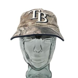 Tampa Bay Rays Baseball  Hat Camouflage